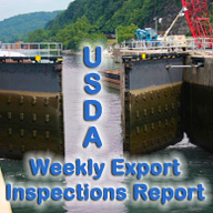 Weekly export inspections rev